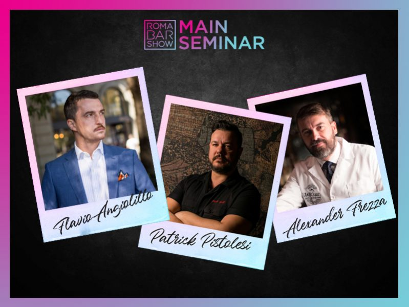 AUDITORIUM: SEMINAR MIX ITALY…RAISING THE BAR
